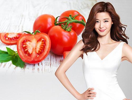 Tự làm súp cà chua ngon miệng giúp da hồng hào, dáng đẹp - 1