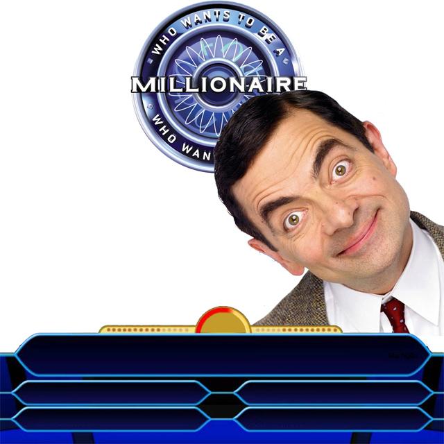 """Mr Bean chơi """"Ai là triệu phú"""" - 1"""
