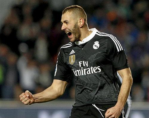 """Giữ chân Benzema, """"nước cờ"""" khôn ngoan của Real - 1"""