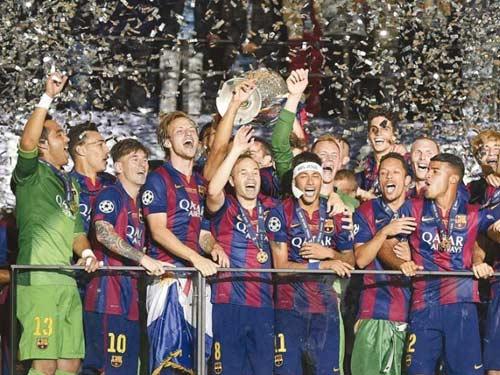 """Barca sẽ vượt các """"đại gia"""" Premier League - 1"""