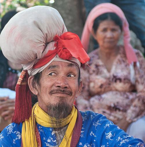 Những câu chuyện ly kỳ về người Chăm ở Ninh Thuận - 1