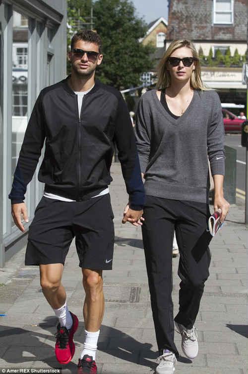 Tin HOT 26/7: Dimitrov xác nhận chia tay Sharapova - 1