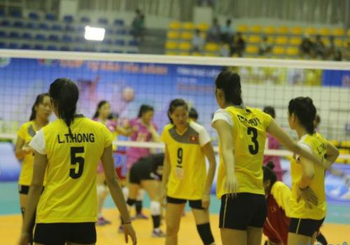 ĐT Việt Nam - ĐH Nam Kinh: Duy trì phong độ (VTV Cup) - 1