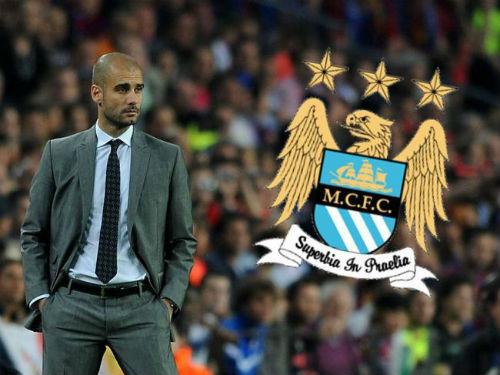 Rộ tin Pep Guardiola dẫn dắt Man City từ mùa 2016/17 - 1