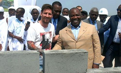 """Messi muốn đòi công bằng vụ nhận tiền """"lót tay"""" ở Gabon - 1"""