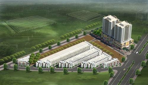 Liền kề Ngọc Sơn Village -Thành công sau mở bán giai đoạn 1 - 1