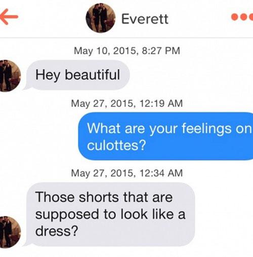 Các chàng trai nghĩ gì về quần ống rộng? - 1