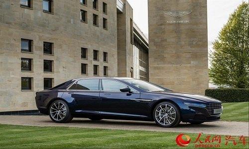 Xe siêu sang Aston Martin Lagonda Taraf mở rộng thị trường bán hàng - 1