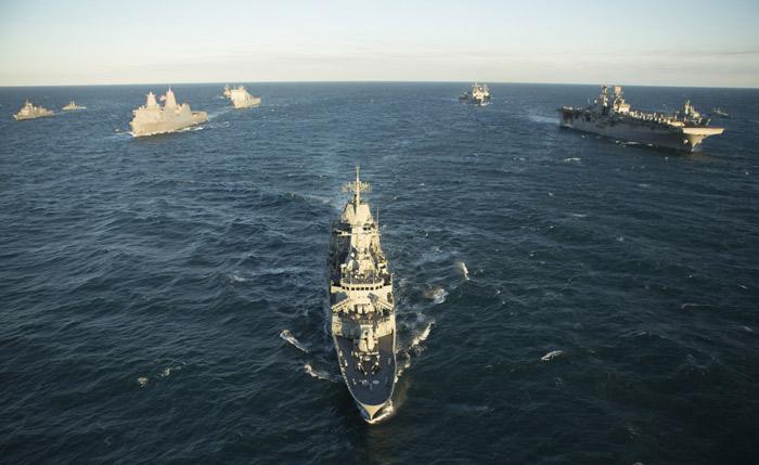 """""""Thanh gươm"""" răn đe Trung Quốc của Mỹ-Úc-Nhật - 1"""