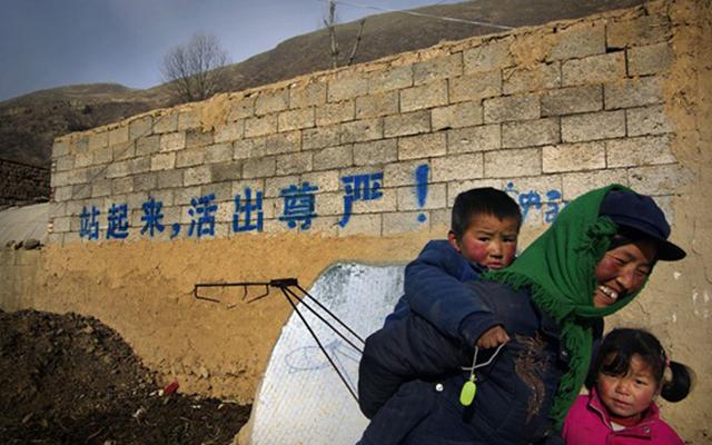 Làng ăn xin số 1 ở Trung Quốc - 1
