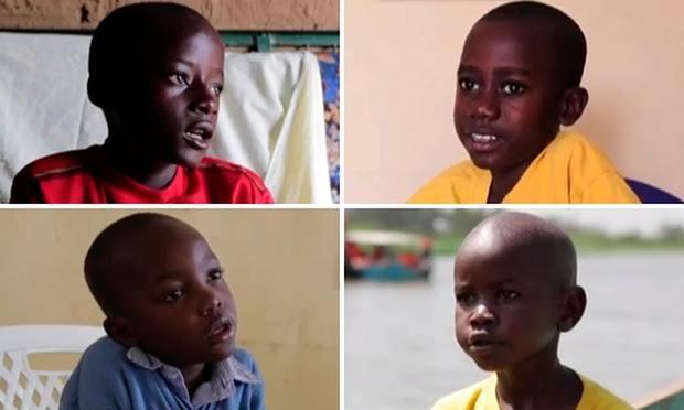 """Kenya: """"Sốt"""" đặt tên con theo gia đình Tổng thống Mỹ - 1"""