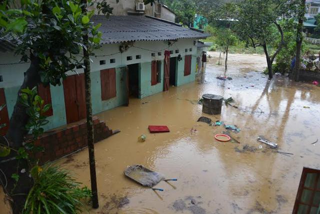 Quảng Ninh: Hơn 2.200 nhà hư hại sau mưa lũ, thiệt hại hàng trăm tỷ - 1