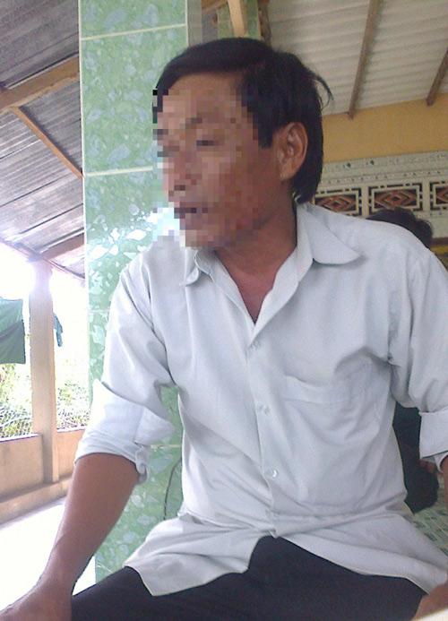 Trưởng ấp đau đớn báo công an bắt con trai vì sát hại mẹ vợ - 1