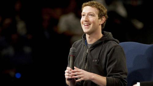 Ông chủ Facebook: Bỏ ĐH Harvard để theo đuổi đam mê - 1