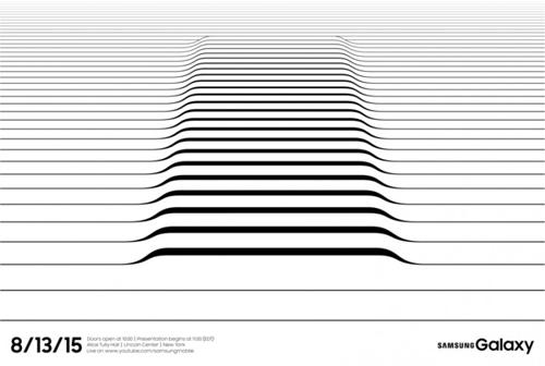 CHÍNH THỨC: Samsung gửi thư mời sự kiện Note 5 và S6 Edge Plus - 1