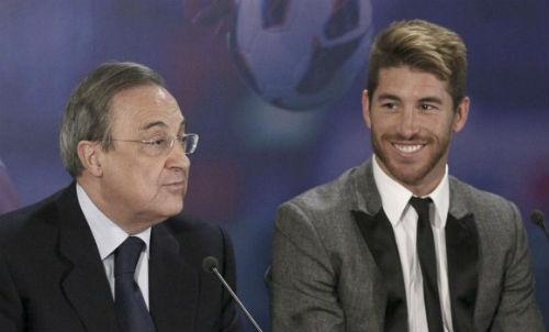 """Tương lai Ramos: Real """"xuống nước"""", ngăn bước MU - 1"""