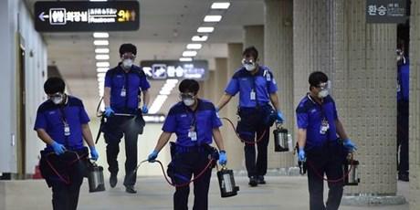 Hàn Quốc tuyên bố chấm dứt dịch MERS-CoV - 1