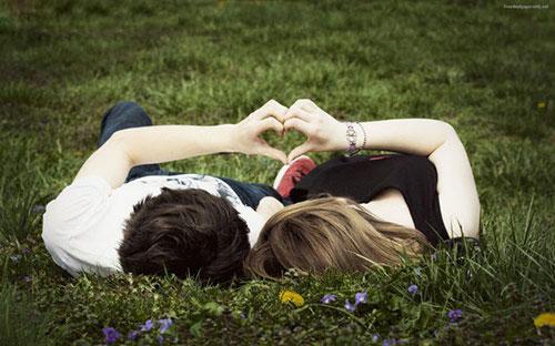 Thơ tình: Anh mãi yêu em! - 1