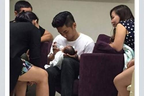 """Phan Hiển: """"Bố mẹ không ngăn cấm tôi yêu Khánh Thi"""" - 1"""
