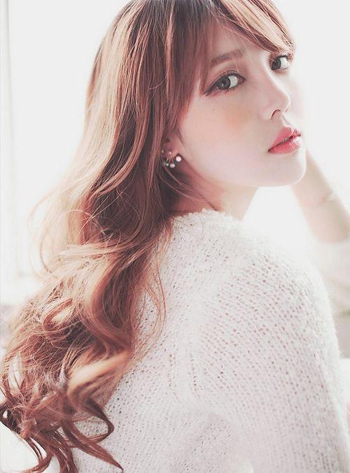 Hot girl Hàn Quốc nổi tiếng nhờ vẻ đẹp thiên thần - 1