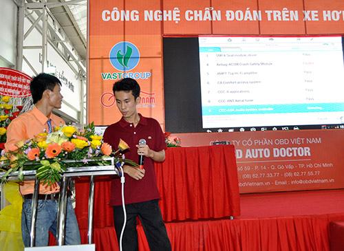OBD Việt Nam chia sẻ về công nghệ chẩn đoán trên xe hơi hiện đại - 2