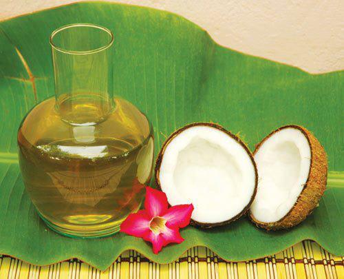 3 cách dưỡng tóc qua đêm với dầu dừa - 2