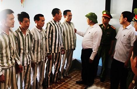 Ông Đoàn Văn Vươn được đề nghị đặc xá - 1