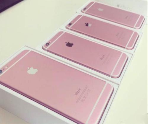 iPhone 6s màu vàng hồng tiếp tục lộ diện - 1