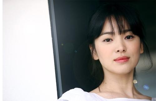 Bí quyết gương mặt đẹp như nữ thần của Song Hye-Kyo - 1