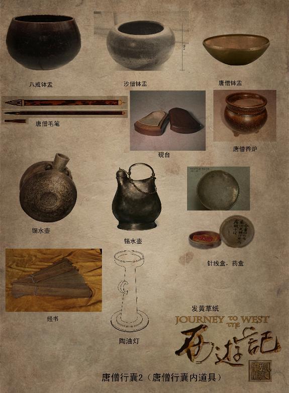 Khám phá những món đồ trong hành lý của Sa Tăng - 9