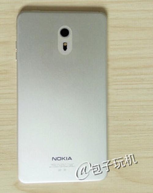 Nokia C1 chạy Android lộ ảnh thực tế - 1