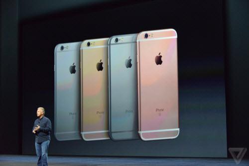 """iPhone 6S và 6S Plus trình làng: Camera """"xịn"""" hơn, giá không"""