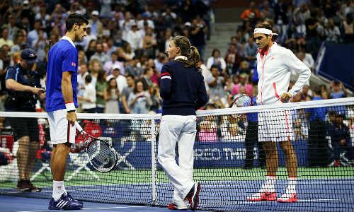US Open: Từ hồi hộp đến vỡ òa xem Nole đăng quang - 1