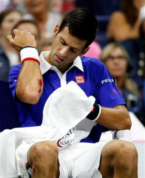 Djokovic vô địch US Open: Đã hay còn gặp may - 1