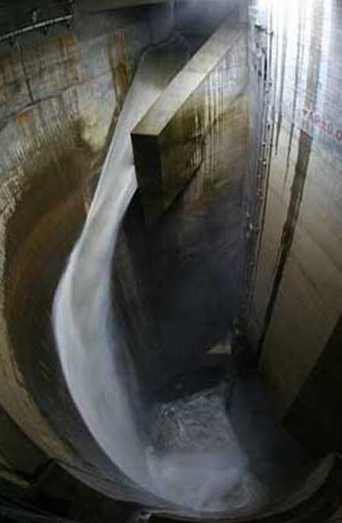"""Hệ thống thoát ngầm nước """"siêu khủng"""" ở ngoại ô Tokyo - 4"""