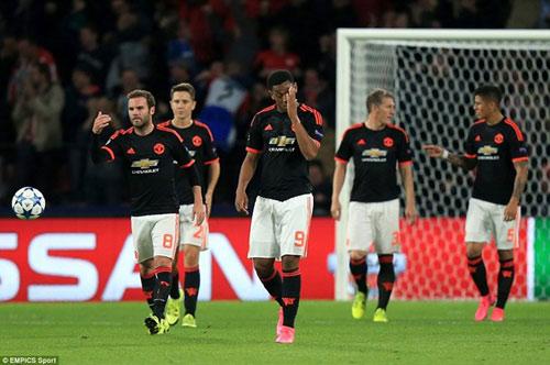 """Southampton – MU: Sự thất thường của """"Quỷ đỏ"""" - 1"""