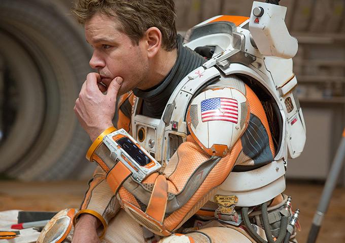 Video phim: 124 ngày sinh tồn trên Sao Hỏa - 1