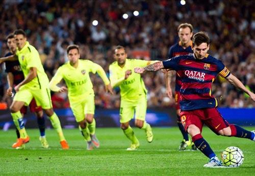 Messi: Giá trị không đến từ những pha đá hỏng 11m - 1