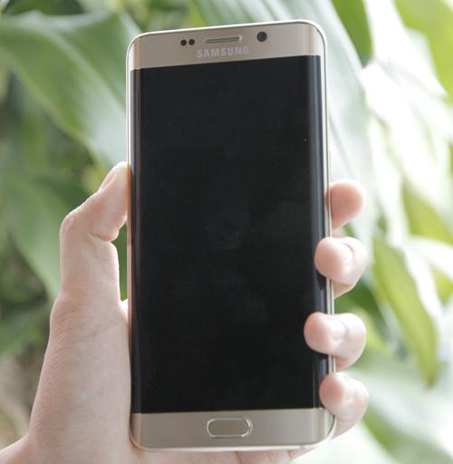 Đánh giá Samsung Galaxy S6 Edge +: Tinh tế và mạnh mẽ - 4