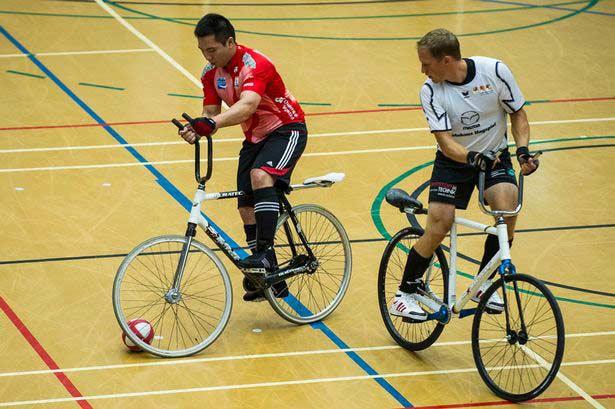 Xe đạp đá bóng: Độc đáo, sáng tạo & nghệ thuật - 1