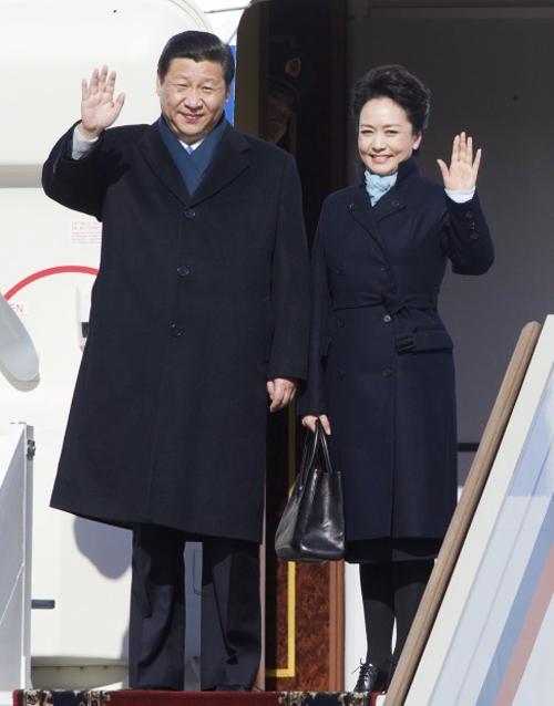 Thời trang đẳng cấp của đệ nhất phu nhân Trung Quốc - 7