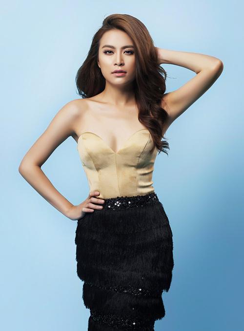 Hoàng Thùy Linh gợi ý phối đồ với trang phục cá tính - 1