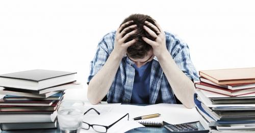 Tác hại đáng sợ của stress với cơ thể - 1