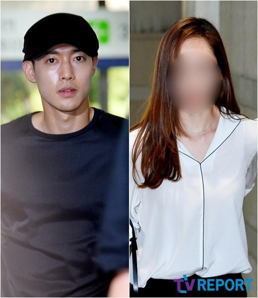 Nhân chứng xác nhận Kim Hyun Joong đánh bạn gái mang bầu - 1
