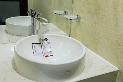 Biến phòng tắm cũ 4 mét vuông thành phòng tắm 5 sao - 7