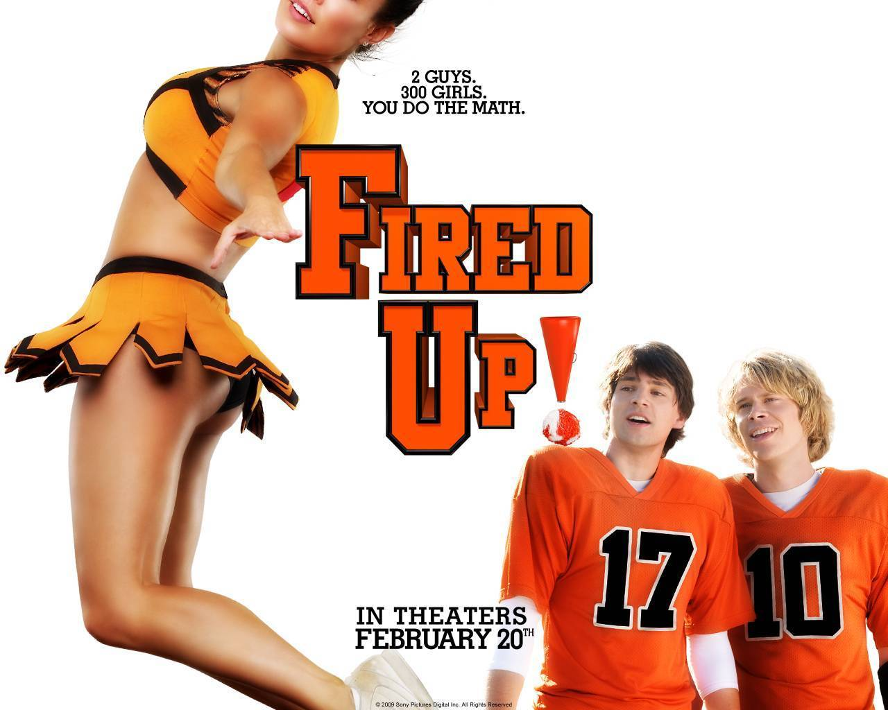 Trailer phim: Fired Up - 1
