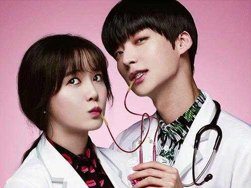 Vợ chồng Goo Hye Sun ấn tượng trong phim về ma cà rồng - 1