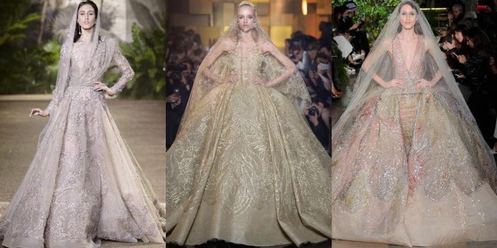 Lý giải giá tiền siêu tưởng của các váy cưới đắt giật mình - 1