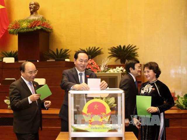 QH mới sẽ bầu Chủ tịch QH, Chủ tịch nước và Thủ tướng - 1