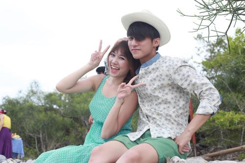 Video phim: Hari Won hôn và muốn có con với Sơn Tùng - 1